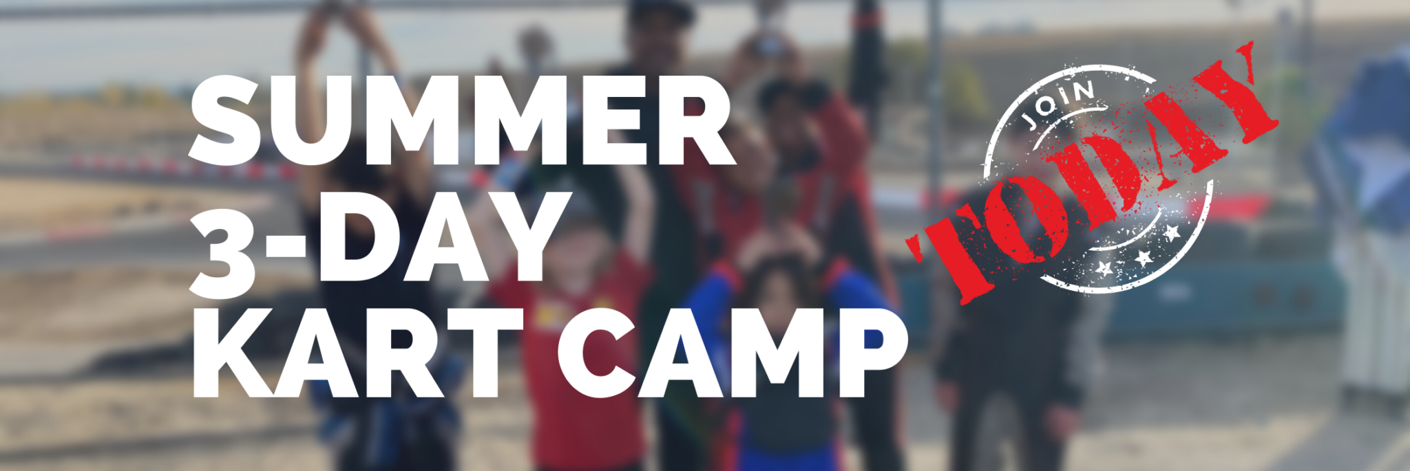 Summer 4 Day Kart Camp Web Banner (1)